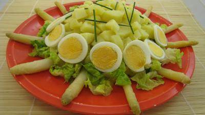 Recette Salade Argenteuil