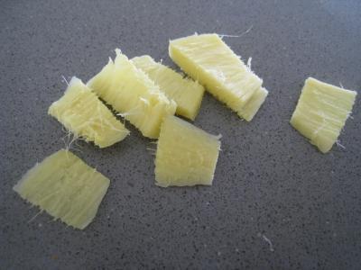 Cari de foies de lotte aux salicornes - 4.1
