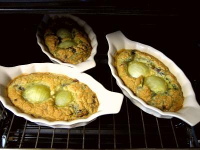 Cassolette aux oignons et aux cèpes - 9.3