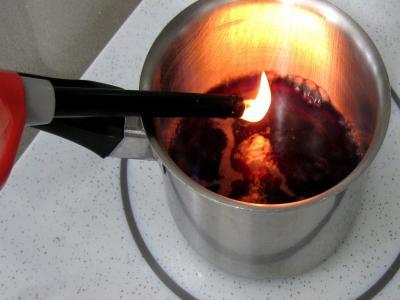 Sauce aux échalotes au vin - 2.3