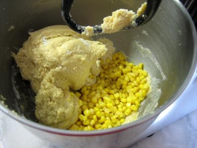 Pain aux grains de maïs doux - 4.1
