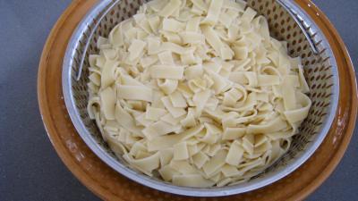 Croquettes de tagliatelles aux champignons - 2.4