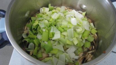Velouté de légumes - 12.1