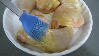 Cuisses de poulet et potiron pour Halloween - 4.2