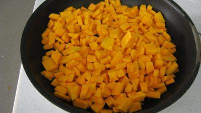 Cuisses de poulet et potiron pour Halloween - 9.3