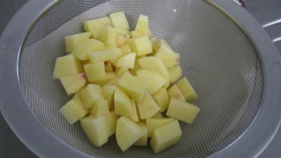 Purée d'aubergines et confit d'oignons et de tomates - 6.2