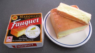 Photo : Fromage maroilles