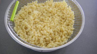Salade de coquillettes aux noix - 7.2
