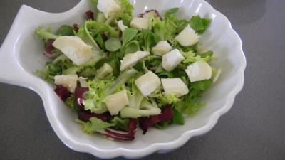 Salade de coquillettes aux noix - 7.4