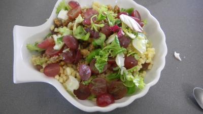 Salade de coquillettes aux noix - 8.4