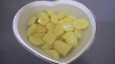 Crevettes en gratin aux pommes de terre - 1.4