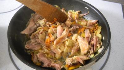 Confit de canard aux pâtes - 4.4