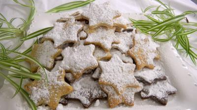 Recette Biscuits sablés de noël