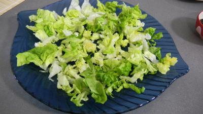 Salade de pommes de terre et merlan - 7.3