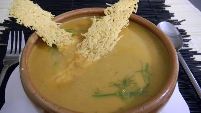 Cuisine diététique : Ramequin de crème de châtaignes au miel