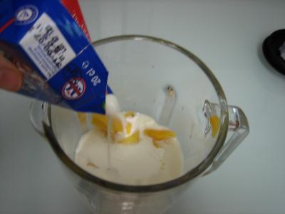 Cocktail de crème de mangue - 2.3