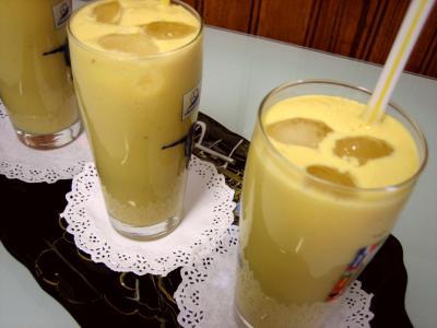 Recette Cocktail de crème de mangue