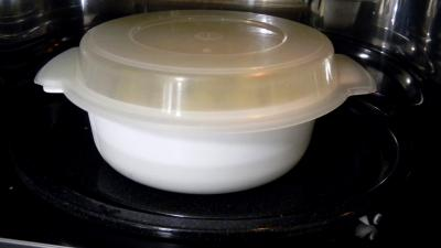 Pommes de terre vapeur au micro-ondes - 3.1