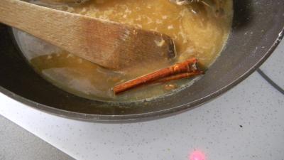 Perdrix au miel et aux fruits secs - 3.2