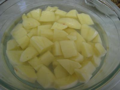 Crumble de camembert et sa salade - 4.4