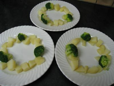 Crumble de camembert et sa salade - 10.1
