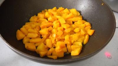 Potimarron et pommes de terre aux oignons confits - 4.2