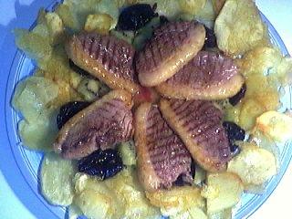 Recette Magret de canard grillé