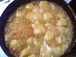Tarte tatin aux pommes - 4.3