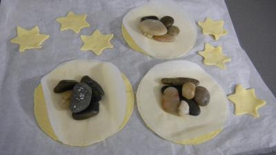 Feuilletés de langoustines et de crevettes - 3.2