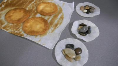 Feuilletés de langoustines et de crevettes - 5.1