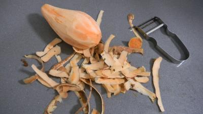 Soupe de carottes aux ris de veau - 3.4