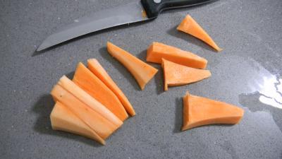 Soupe de carottes aux ris de veau - 4.2