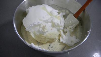 Tarte au fromage blanc et au chèvre - 8.1