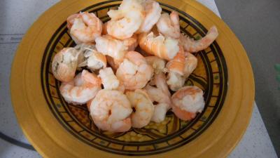 fruits de mer, panga et choucroute - 3.1