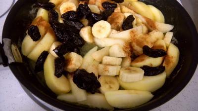 Crêpes aux fruits frais - 4.3
