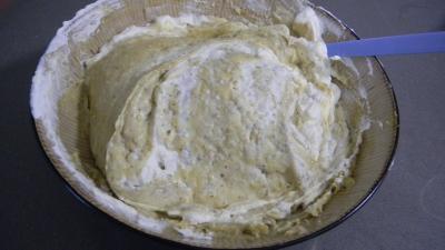 Gaufres à la crème de pistaches - 5.2