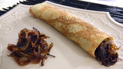 Image : recette Crêpes farcies aux légumes