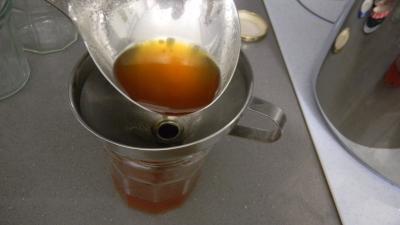 Gelée d'oranges amères - 7.3