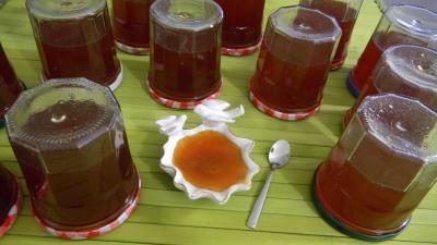 Recette Gelée d'oranges amères