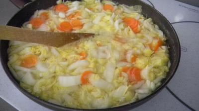 Soupe de chou chinois - 3.2