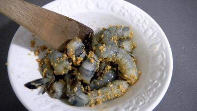 Beignets de crevettes ou gambas - 2.4