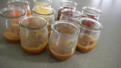 Yaourts aux carambars et au caramel - 3.1