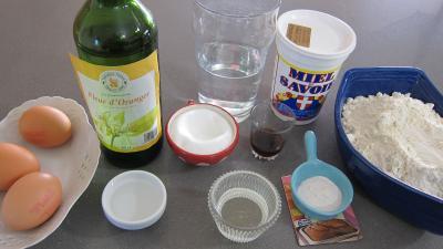 Ingrédients pour la recette : Yoyos beignets de Pourim