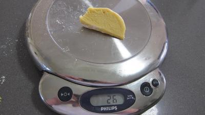 Yoyos beignets de Pourim - 5.2