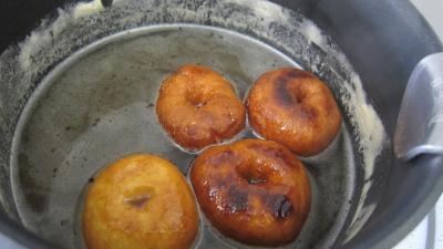 Yoyos beignets de Pourim - 7.3