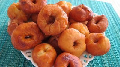 Recette Yoyos beignets de Pourim