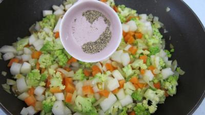 Lasagnes aux carottes et au chou romanesco - 6.1