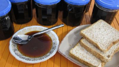 Recette Pastèque en gelée au sucre entier