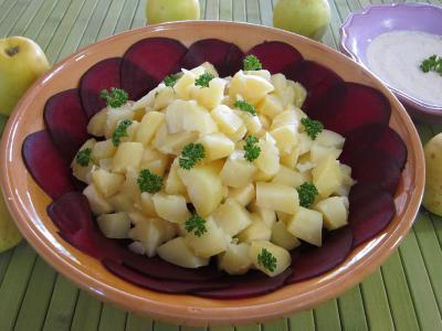 Recette Betterave en salade d'Autriche