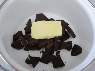 Tarte au chocolat - 7.3